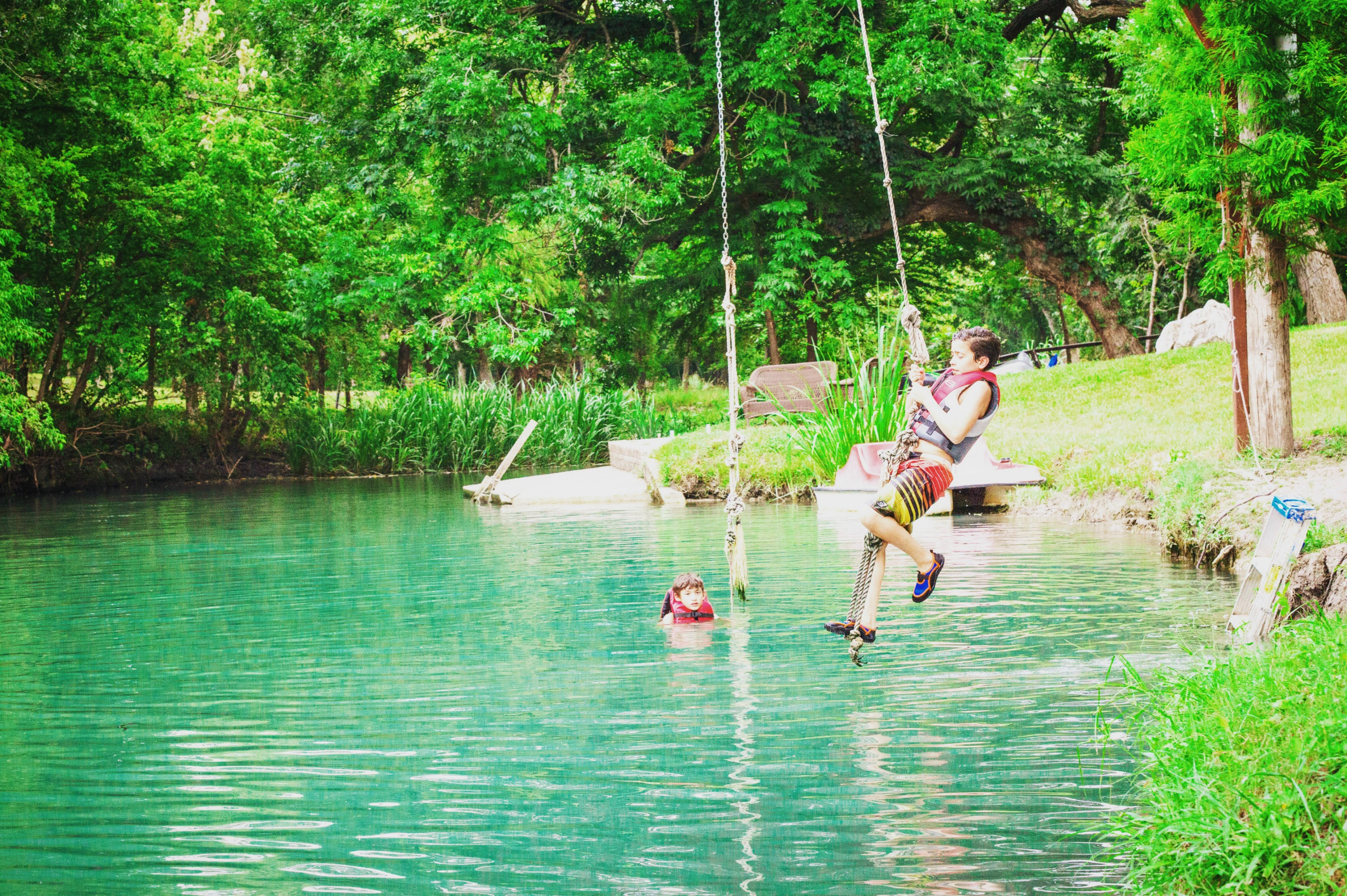 Geronimo Creek Retreat - Featuring: 20 New Braunfels Vacation Rentals