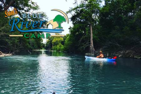 Blue River Camp, San Marcos River Cabins & San Marcos River Tubing