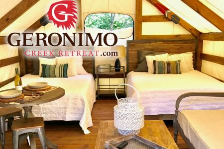 Geronimo Creek Retreat, New Braunfels Vacation Rentals