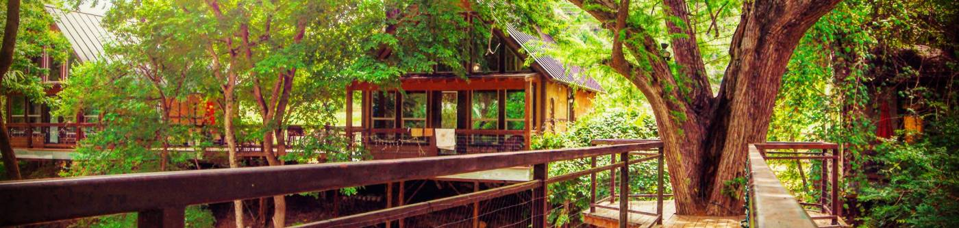 River Road Treehouses Best Texas Travel